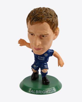 Leicester City Soccer Starz - Marc Albrighton