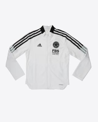 2021/22 White Walkout Jacket - Kids