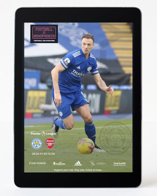 Digital Matchday Magazine - Leicester City v Arsenal