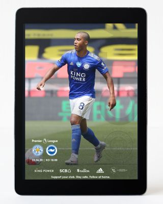 Digital Matchday Magazine - Leicester City v Brighton