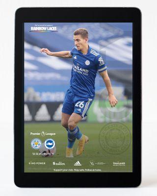 Digital Matchday Magazine - Leicester City v Brighton