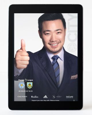 Digital Matchday Magazine - Leicester City v Burney