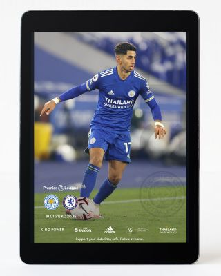 Digital Matchday Magazine - Leicester City v Chelsea