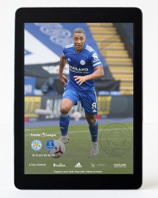Digital Matchday Magazine - Leicester City v Everton