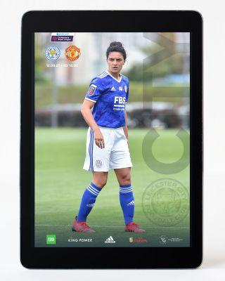 Digital Matchday Magazine  - LCFCW v Man United