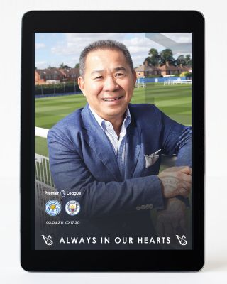 Digital Matchday Magazine - Leicester City v Manchester City