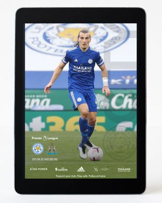 Digital Matchday Magazine  - Leicester City v Newcastle United