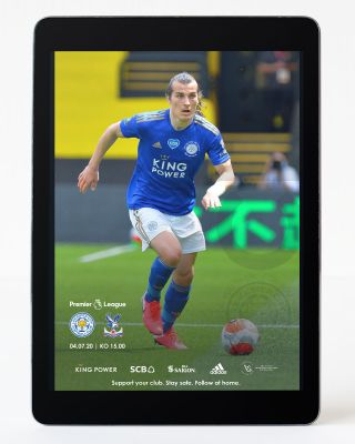 Digital Matchday Magazine - Leicester City v Crystal Palace