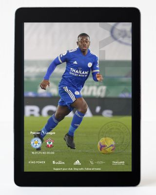 Digital Matchday Magazine - Leicester City v Southampton