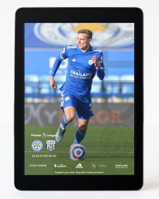 Digital Matchday Magazine - Leicester City v West Brom