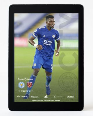 Digital Matchday Magazine - Leicester City v West Ham