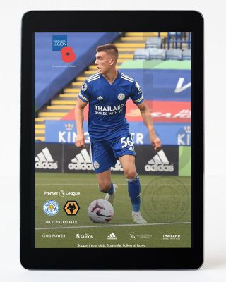 Digital Matchday Magazine - Leicester City v Wolves
