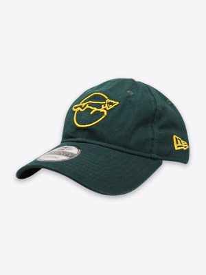 New Era - Green Running Fox Cap