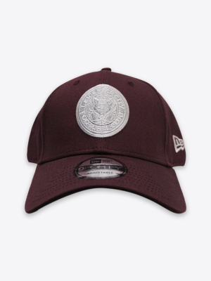 New Era - Maroon Crest Cap
