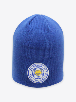 New Era - Royal Skull Knit Hat