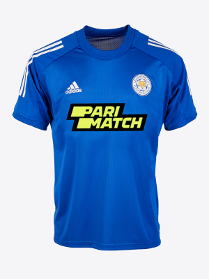 2020/21 Blue Training T-Shirt - PARIMATCH