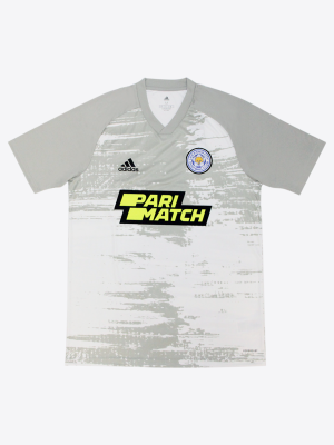 2020/21 Grey Pre Match T-Shirt - PARIMATCH