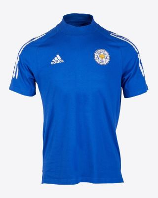 2020/21 Blue Cotton Training T-Shirt