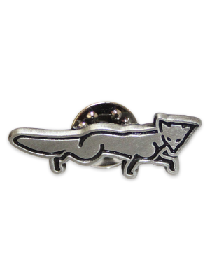 Leicester City Running Fox Pin Badge