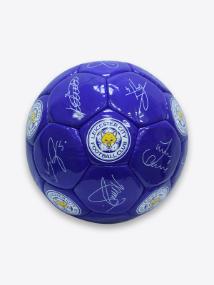 Leicester City 2020/21 Signature Football