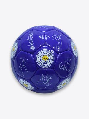 Leicester City 2020/21 Signature Football
