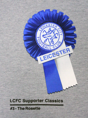 Leicester City Mens Supporter Classics #3 T-Shirt