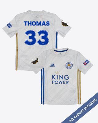 Luke Thomas - Leicester City Away Shirt 2020/21 - Kids UEL