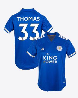 Luke Thomas - Leicester City King Power Home Shirt 2020/21 - Womens