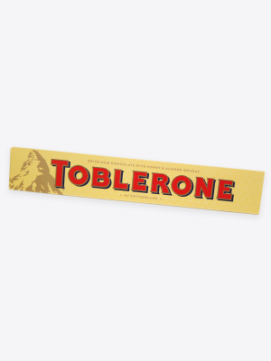 Leicester City Toblerone 100g