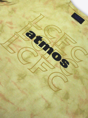 LCFC x ATMOS - Stone Tie Dye Tee