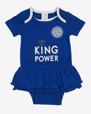 Leicester City Home Kit Baby Tutu 20/21
