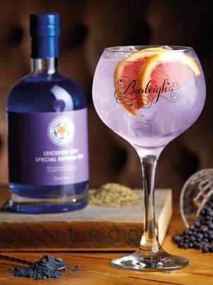Leicester City Burleighs Gin