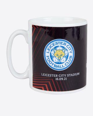 Leicester City UEL LCFC V Napoli Mug 2021/22