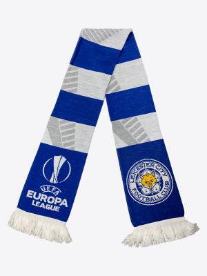 UEL - Blue & White Crest Scarf
