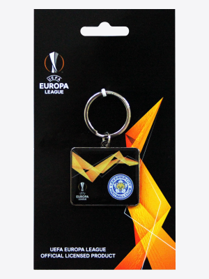 UEL - Crest and Trophy Keyring