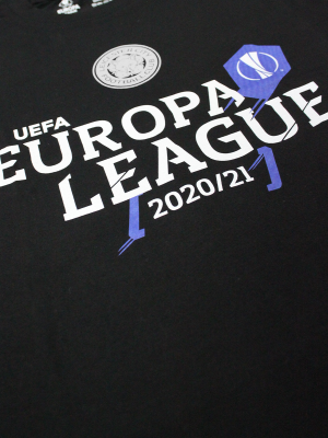 UEL - Kids Black Icon T-Shirt