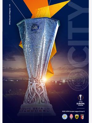 Official Souvenir Magazine - UEFA Europa League Group Stage