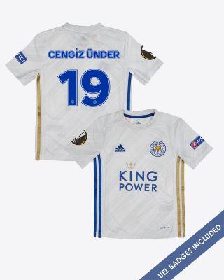 Cengiz Ünder - Leicester City Away Shirt 2020/21 - Kids UEL