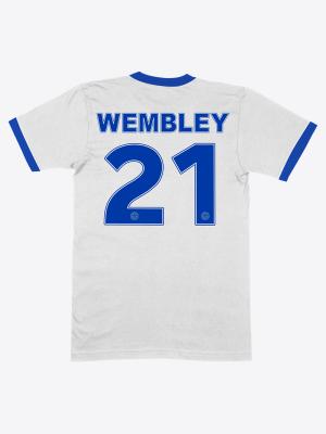 FA Cup Final White 'Wembley 21' T-Shirt