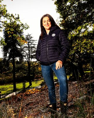 Leicester City Womens Navy Nuthatch Jacket