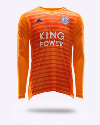 Adidas Men's Goalkeeper Shirt Orange