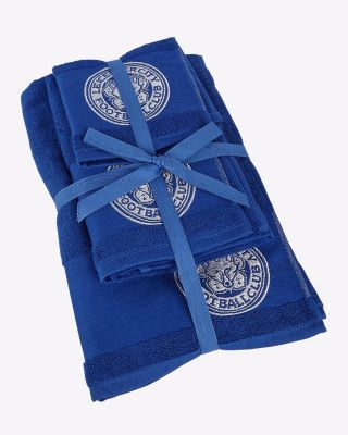 LCFC Three Piece Towel Set