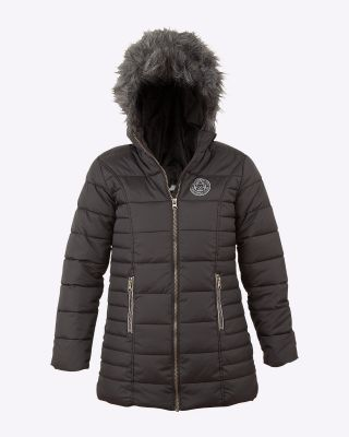 LCFC Girls Chloe Jacket Black