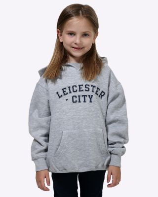 LCFC Girls Hoody