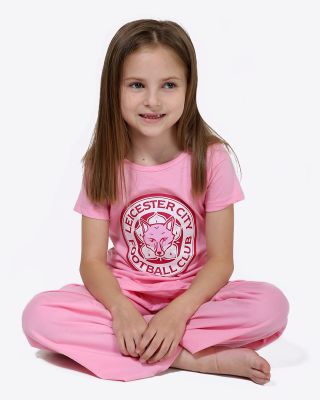 LCFC Girls Pyjamas