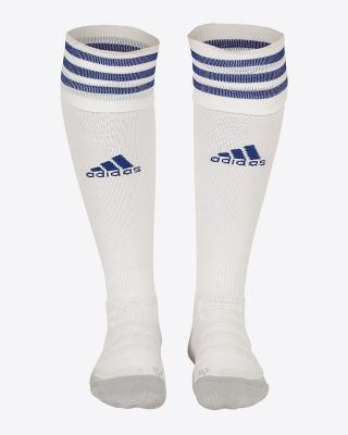Adidas White Away Socks