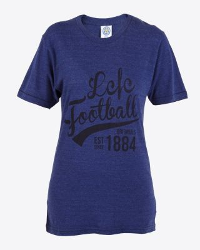 LCFC Mens 1884 Tee