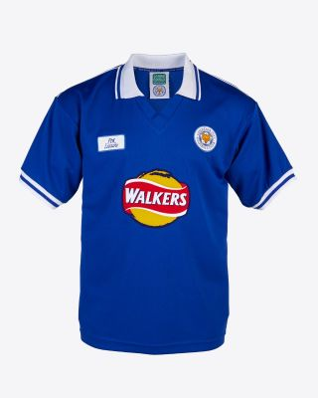 LCFC Retro Shirt 98-00 Home