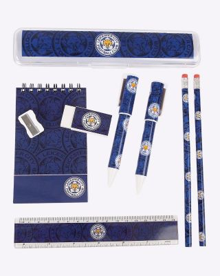 LCFC Nine Piece Stationery Set