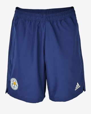 Adidas Adult's Woven Shorts - Navy